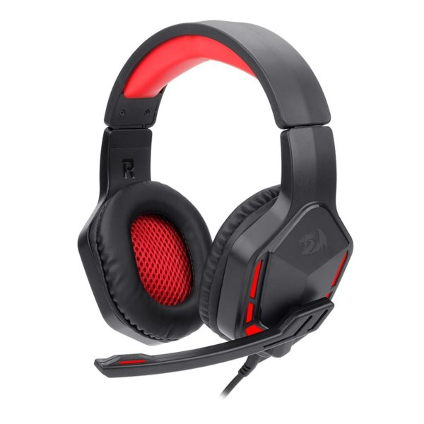 REDRAGON OVER-EAR THEMIS BK